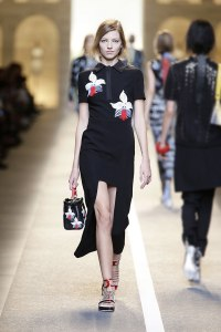 Fendi Orchid Dress S_S115