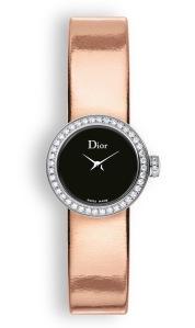 La mini D de Dior Mirror bronze