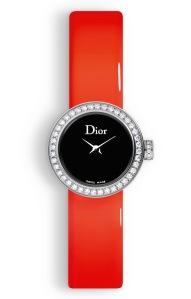 La mini D de Dior Orange